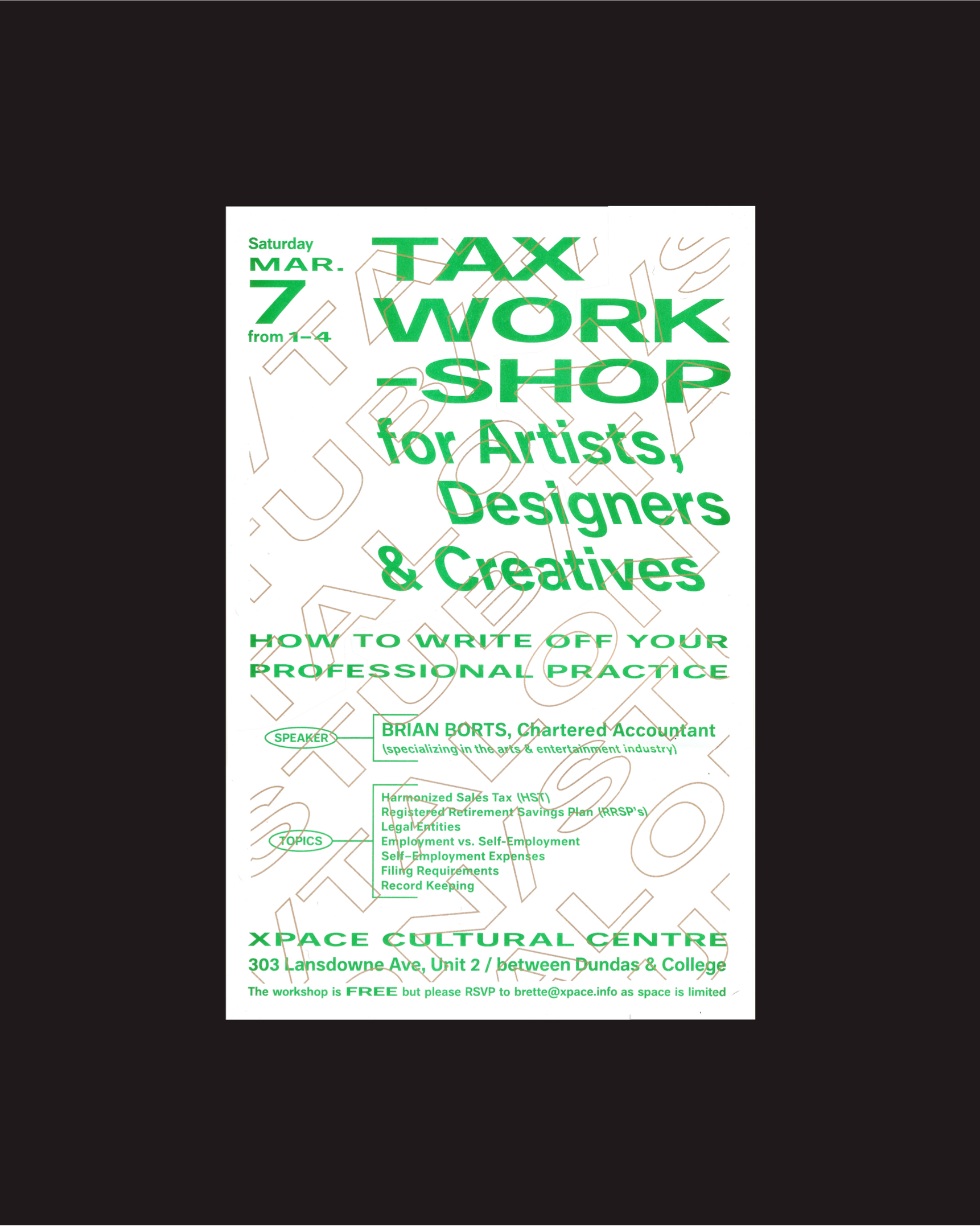 Tax Workshop thumb